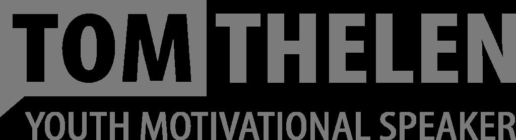 Tom Thelen Logo - Grey